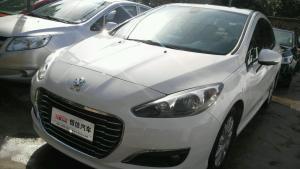 标致308 2012款 1.6L 罗兰・加洛斯版【白色】