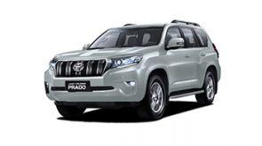 全新3.5L硬派越野普拉多黄浦丰田车有售